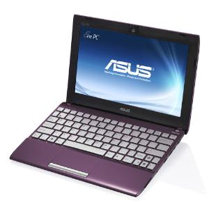 Picture of ASUS Eee PC 1025CE-PUR026S Atom/N2800 320GB 1GB 10in NoOpt W7Str 6cell